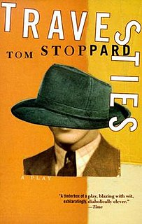 play written by Tom Stoppard