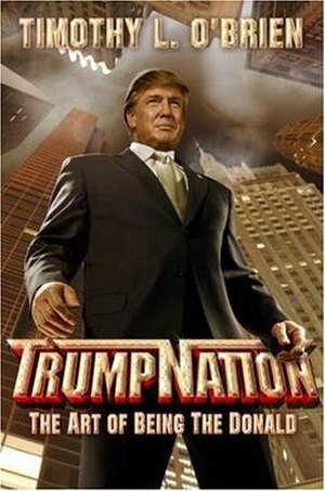 TrumpNation - Book cover (2005 edition)