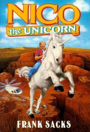 Nico the Unicorn - Front cover of Nico The Unicorn
