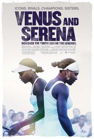 Venus and Serena (film) - Image: Venus and Serena Official movie Poster