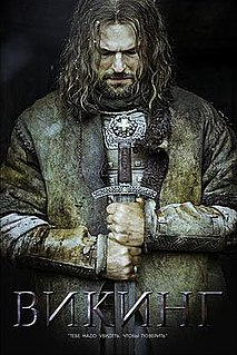 <i>Viking</i> (film) Russian historical film