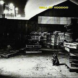 Wall of Voodoo (EP) - Image: WOV EP cover