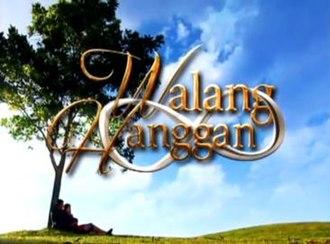 Walang Hanggan (2012 TV series) - Image: Walang Hanggan titlecard