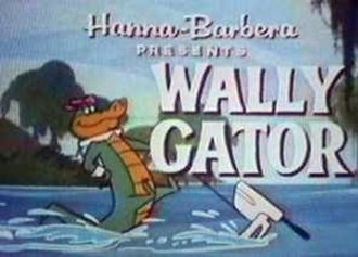 Wally Gator - Image: Wallygator