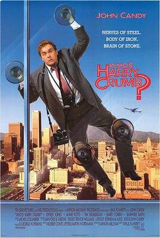 Who's Harry Crumb? - Image: Whos harry crumb
