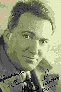Wilfrid Lawson (actor) British actor