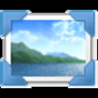 Windows Photo Viewer - Image: Windows Photo Viewer Icon on Windows 7