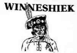 Winneshiek County, Iowa - Image: Winneshiek County Flag