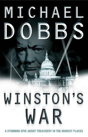 Winston's War - First edition HarperCollins cover art