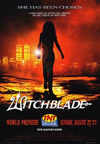Witchblade (film) - Advertisement