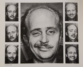 Wols - Wols, 1940, self-portraits