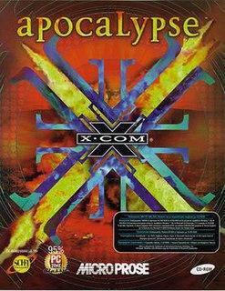 <i>X-COM: Apocalypse</i> 1997 video game