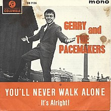 Du wirst niemals alleine gehen - Gerry und die Schrittmacher.jpg