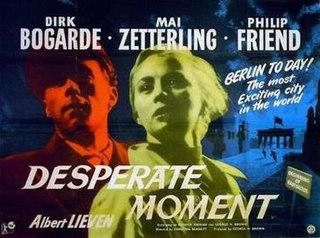 <i>Desperate Moment</i> 1953 film by Compton Bennett
