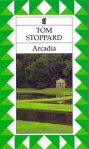 Arcadia (play) - Cover of first edition