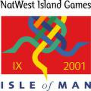 2001 Island Games - Image: 2001 Island Games
