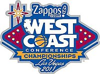 2011 West Coast Conference Basketball Tournament.jpg