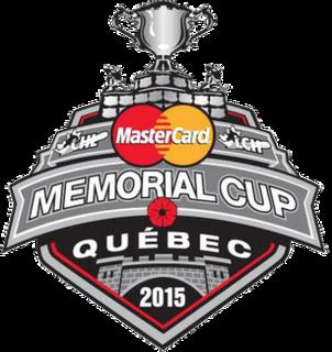 2015 Memorial Cup