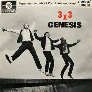 3×3 - Image: 3X3Genesis