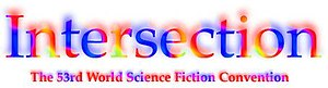 53rd World Science Fiction Convention - Image: 53rd Worldcon logo