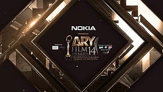 1st ARY Film Awards - Official poster