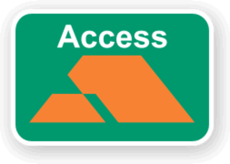 Access (credit card) - Access credit card logo