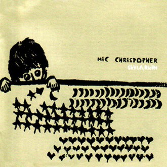 Skylarkin' (Mic Christopher album) - Image: Album cover skylarkin