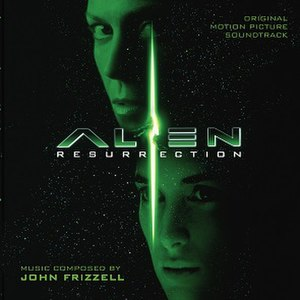 Alien Resurrection (soundtrack) - Image: Alien Resurrection LLL