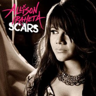 Scars (Allison Iraheta song) - Image: Allisonirahetascars