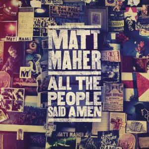 All the People Said Amen - Image: Allthe People Said Amen