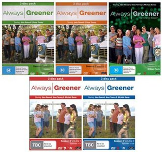 Always Greener - Always Greener DVD collection