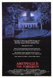 Amityville II: The Possession movie