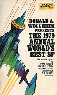 <i>The 1979 Annual Worlds Best SF</i> book by Donald A. Wollheim