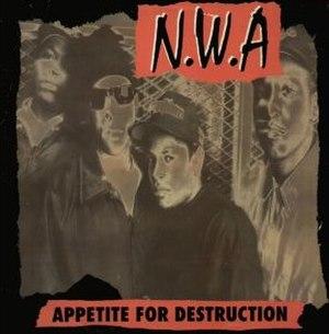 Appetite for Destruction (song) - Image: Appetite for Destruction