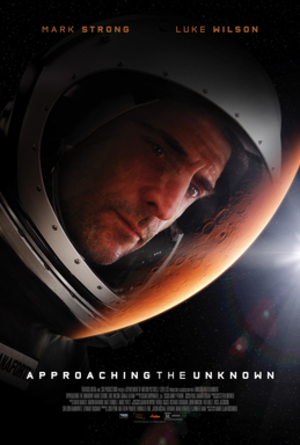 Approaching the Unknown - Theatrical release poster