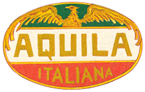 Aquila Italiana - Image: Aquila badge