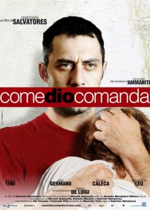 As God Commands - Film poster