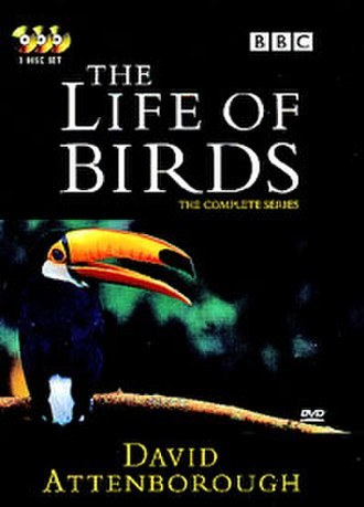 The Life of Birds - Region 2 DVD cover