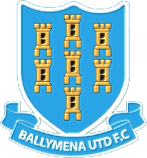 Ballymena United F.C. Association football club in Northern Ireland