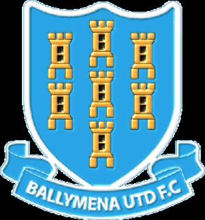 Ballymena United F.C. - Image: Ballymena United crest 2015