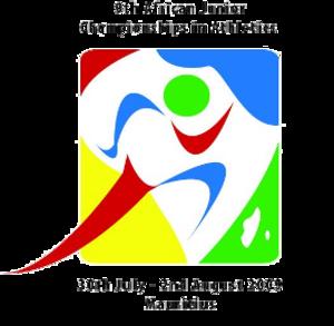 2009 African Junior Athletics Championships - Image: Bambous 2009logo