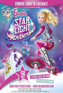 Barbie Star Light Adventure Wikipedia