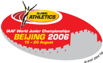 2006 World Junior Championships in Athletics - Image: Beijing 2006logo