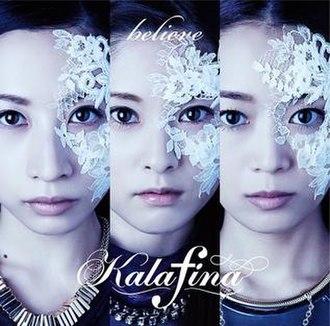 Kalafina - Believe (studio acapella)