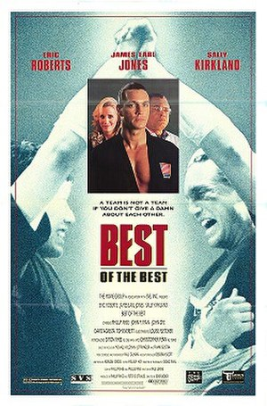 Best of the Best (1989 film) - Original theatrical poster