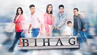 <i>Bihag</i> (TV series) 2019 Philippine television series