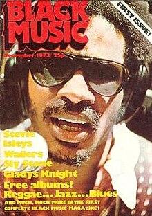 Black Music (magazine) - Wikipedia
