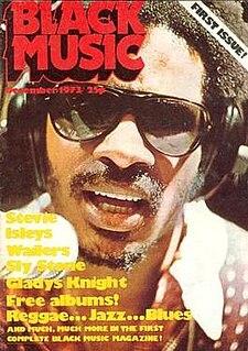 <i>Black Music</i> (magazine) British music magazine