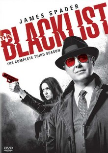 View The Blacklist - Season 3 (2015) TV Series poster on Ganool