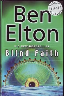 Blind Faith (Ben Elton novel - cover art).jpg